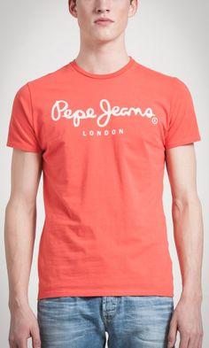 Tshirt Homme Original Stretch. Carre de la mode Mozac · Pepe Jeans 3e775f3ed2