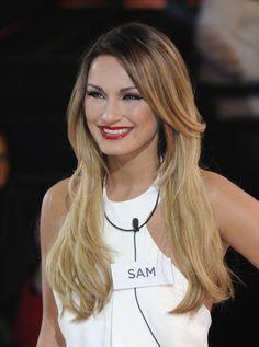 Sam Faiers ... Hair and makeup inspiration