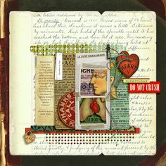 want this    #collage #mixed media