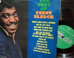 Percy Sledge, Man In Love, Just Me, The Darkest, Cover
