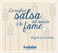 Buona domenica a tutti! Con cosa condirete oggi la vostra pasta #Andalini?  Avete qualche ingrediente segreto? Buon appetito! www.andalini.it