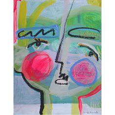 Rosy Face Original - Sally King Benedict