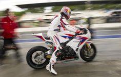 Jonathan Rea, Honda. Foto: Honda Pro Racing