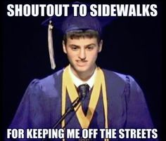 #Graduation. Keep off the streets with Studentrate and use student discounts wherever you need them :)