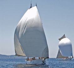 SY Lelantina at Corsica Classic photo Thibaud Assante DR