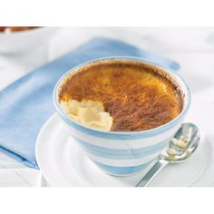 Baked custard recipe | FOOD TO LOVE