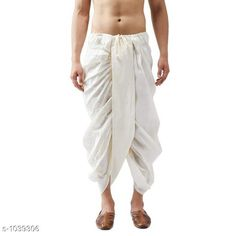 Dhotis, Mundus & Lungis Trendy Men's Ethnic Cotton Blend Dhoti  *Fabric* Cotton Blend  *Size* Up To 28 in To 36 in (Free Size)  *Type* Stitched  *Description* It Has 1 Piece Of Men's Dhoti  *Pattern* Solid  *Sizes Available* Free Size *   Catalog Rating: ★4.2 (149)  Catalog Name: Elegant Larwa Men's Ethnic Cotton Blend Dhotis Vol 1 CatalogID_126004 C66-SC1204 Code: 664-1039306-
