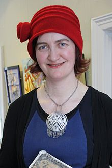 Emma Donoghue, 1969 (Ir-Can) novelist, short-story writer, playwright. Emma Donoghue, Best Book Covers, Story Writer, Sci Fi Books, Playwright, Screenwriting, Book Cover Design, Historian, Lesbian