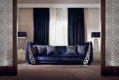 Arredamento di lusso, classicismo e comfort - Elledue