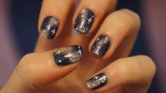 SNB Galaxy nails!