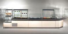 Vitrinas refrigeradas - vitrinas frío - counter refrigerated - vitrine réfrigérée comptoir