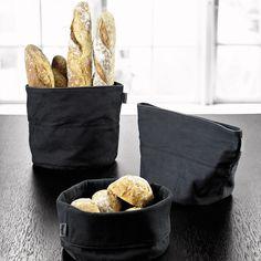 Classic Breadbag, Black - Klaus Rath - Stelton - RoyalDesign.com