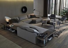 Sofas | Seating | Bristol | Poliform | Jean Marie Massaud. Check it out on Architonic