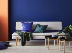 Meubelketen Ikea kondigde een jaar geleden aan dat het in zee ging met het populaire Deense designlabel Hay, een collectie die vanaf oktober in de winkels ...