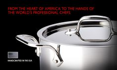 """My very first pan i've had it since I was 20, Now I have more! Made in the USA it's truly the last cookware you'll ever """"need""""  to buy!"""