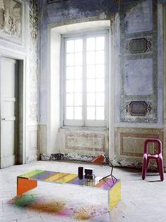 "texturism: "" gorgeousness from glas italia   via musesofdesign:sarah klassen """
