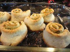 Mom, What's For Dinner?: Gluten-Free Garlic Buns