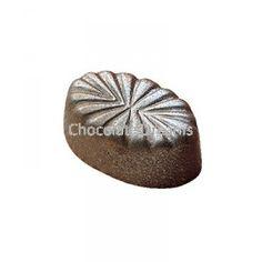 PC Chocolate Mold 1335 Chocolate Dreams, Chocolate Molds