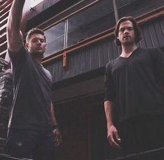 Dean Winchester // Sam Winchester #season10 #spn