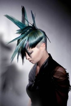 Wella Professionals Trend Vision 2013 Canadian Finalists Announced - Natalie @TextureTwits