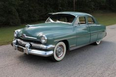 Low Mile Merc: 1951 Mercury Sedan - http://barnfinds.com/low-mile-merc-1951-mercury-sedan/