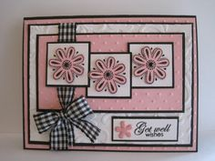 Polka Dot Punches Pretty-Polka Dot-Wishes by lisaadd - Cards and Paper Crafts at Splitcoaststampers