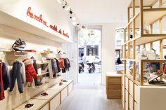 Il Gufo Flagship Store by Orvett, Paris – France » Retail Design Blog