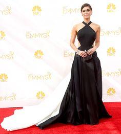Lizzy Caplan - 2014 Emmy Awards