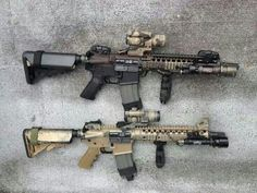All the colors of the tactical rainbow