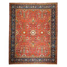 "Adina Collection Oriental Rug, 9'3"" x 11'9"""