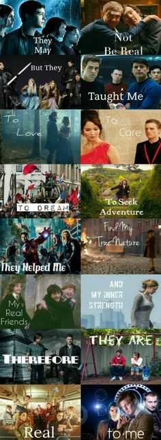 >>>>>Percy Jackson, Hunger Games, Harry Potter, Divergent, Fault in Our Stars Movie Quotes, Book Quotes, True Quotes, Funny Quotes, Tribute Von Panem, Movies And Series, The Book Thief, Fandom Crossover, Book Memes
