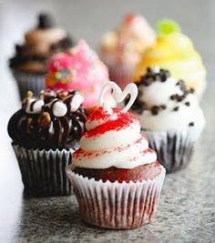 gigi's valentine's day cupcakes