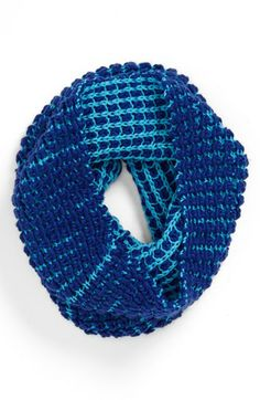 Steve Madden Two-Tone Reversible Snood available at #Nordstrom