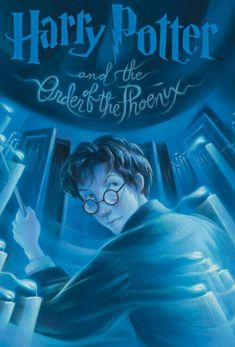 The Library Network : Harry Potter and the Order of the Phoenix by Rowling, J. Harry Potter Book Covers, Reading Assessment, Wizard School, Dream Book, Book Organization, Book Posters, Page Turner, Sale Poster, I Love Books