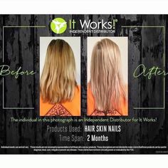 Who's up for a challenge of growing out their hair?!  I will give you 40% off every order if you are willing to use our all natural plant based Hair Skin Nails for 90 days! The only thing I ask is that you take before and after pictures for me to share. Are you in?!