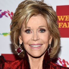 Jane Fonda's Changing Looks - 2015  - from InStyle.com