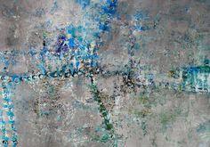 Acrylic on paper 50 x 70cm Natalia Karasińska