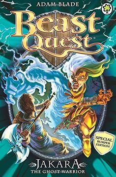 Jakara the Ghost Warrior (Beast Quest) null http://www.amazon.com/dp/1408334976/ref=cm_sw_r_pi_dp_5lgnwb0JVQEKS