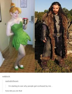 Cosplay: you can be ANYBODY you want! / http://saltlakecomiccon.com/slcc-2015-tickets/?cc=Pinterest