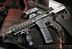 Barrett REC7 ar-piston
