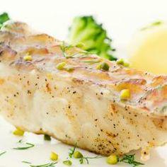 Karmelowa ryba zapiekana z brokułami @ allrecipes.pl