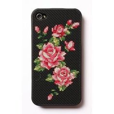 [WinCraftArt] DIY Cross Stitch iphone Case Black Made in Korea in Cell Phones & Accessories, Cell Phone Accessories, Cases, Covers & Skins Cross Stitch Art, Beaded Cross Stitch, Cross Stitch Flowers, Cross Stitch Designs, Cross Stitching, Cross Stitch Embroidery, Hand Embroidery, Cross Stitch Patterns, Diy Case
