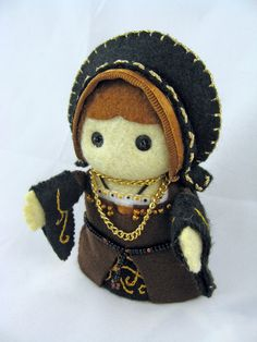 Katherine of Aragon 4 by deridolls.deviantart.com