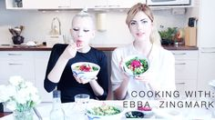 COOKING WITH : EBBA ZINGMARK (ONE POT RICE)