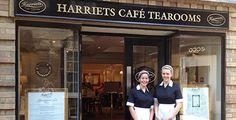 Afternoon Tea Review - Harriet's Tearooms, Cambridge