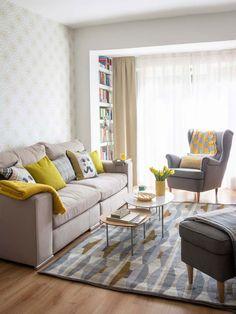 Trucos casa luzca siempre a la moda el salón