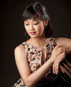 September 18,  2016 Fei-Fei Dong, Finalist in the 14th Van Cliburn International Piano Competition