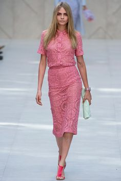 Burberry Prorsum Spring 2014 – Vogue