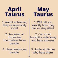 Taurus Funny, Taurus Memes, Taurus And Scorpio, Taurus Quotes, Astrology Taurus, Zodiac Sign Traits, Zodiac Signs Horoscope, Taurus Facts, Zodiac Star Signs