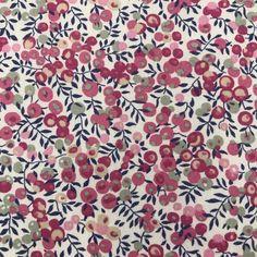 Liberty Print, Liberty Fabric, Farmhouse Fabric, Art Gallery Fabrics, Liberty Of London, Trees To Plant, Bud, Quilt Shops, Light Colors